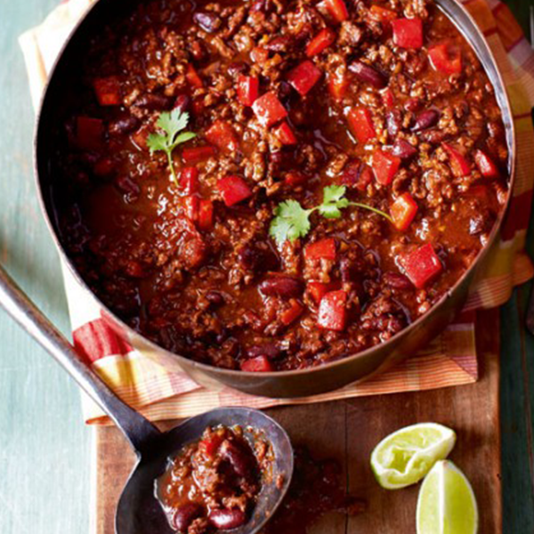 Beef Chili - The Sidings N21