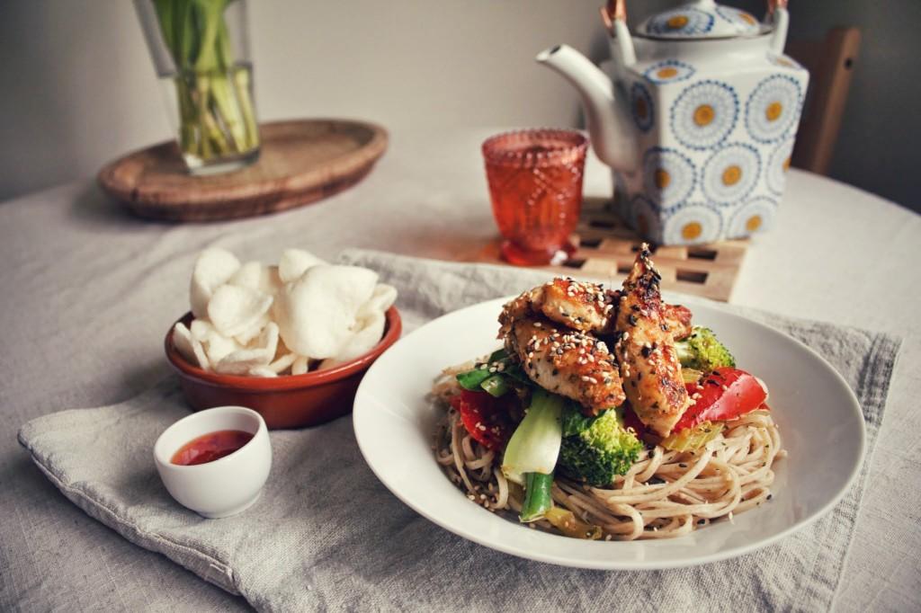 Chicken Stir Fry