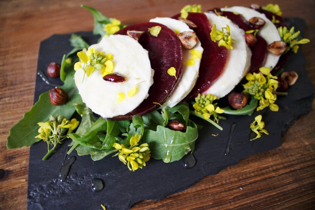 Beetroot and Mozzarella Salad4