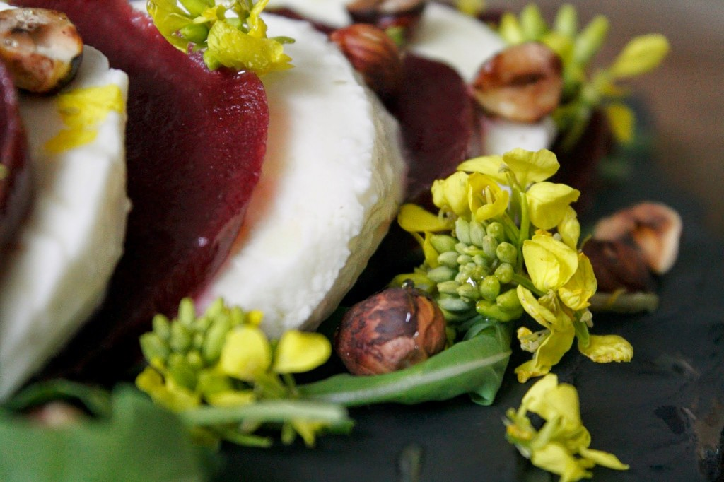Beetroot and Mozzarella Salad2