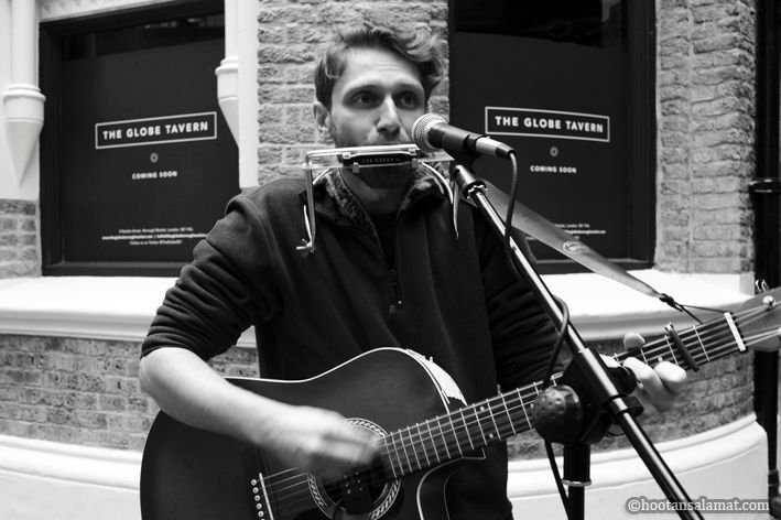 Markus Michelucci of Sound Refuge will be live at The Sidings N21 this Sunday