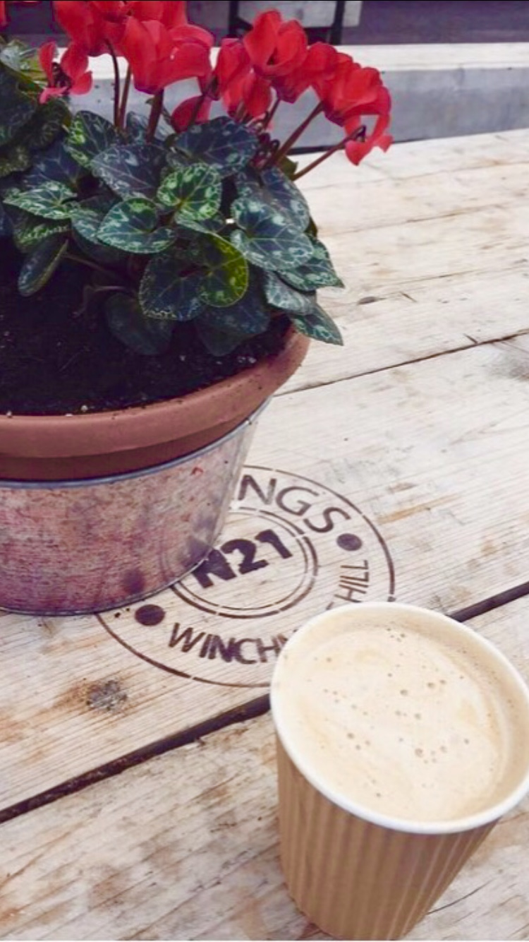 Wanstead Coffee Company and Maria's Cakes Team Up for Mother's Day at The Sidings N21