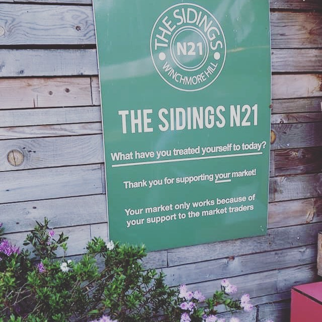 The Sidings N21 Farmers' Market Closed for Storm Dennis